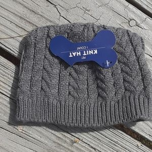 Pet Knit Hat New with tag